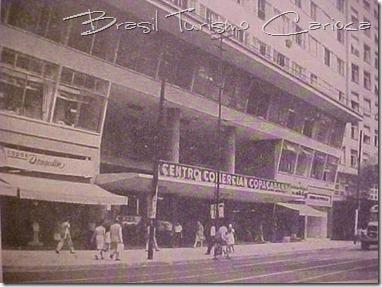 Centro Comercial de Copacabana