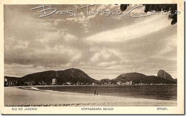 Copacabana – Postal circa 1930