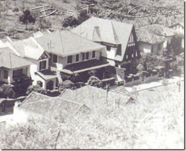 Rua Santa Clara e Bairro Peixoto anos 30