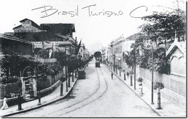 Rua Sen. Dantas, início do séc. XX