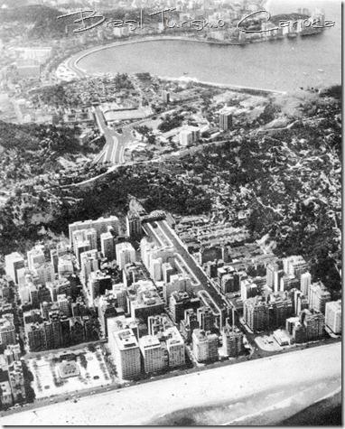 Vias de ligação direta, Centro-Copacabana