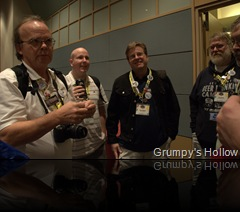 Glenn Whalen, Greg Grimsley and others at MouseFest 101