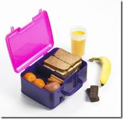 lunch box diet