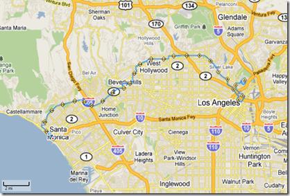 L.A. Marathon 3-21-2010