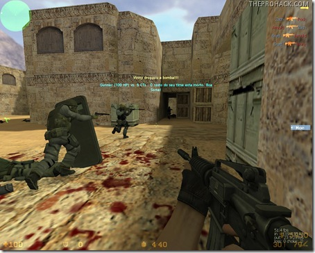 Counter Strike 1.6 - theprohack.com