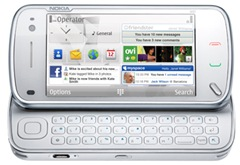 Nokia N97  - More cellphone news at Cellphone section
