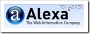 Increase Alexa Rank - rdhacker.blogspot.com