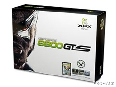 XFX GeForce 8800GTS 320MB XXX - the younger sibling of 640 does well - rdhacker.blogspot.com
