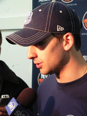 John Tavares at Rookie Camp