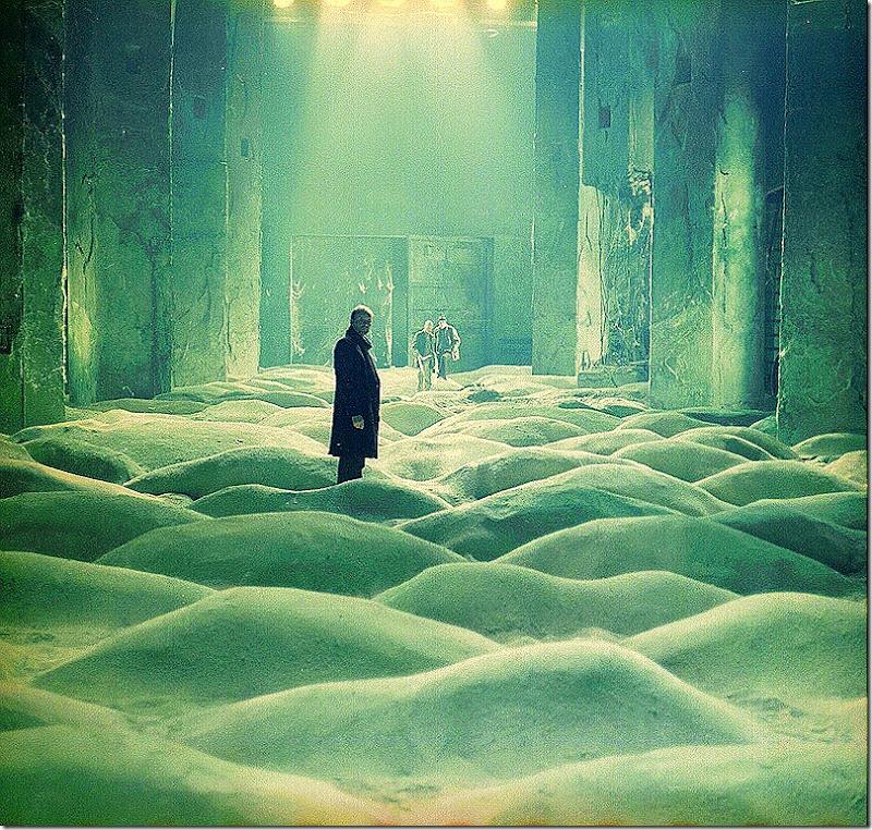 Andrei Tarkovsky - film still from Stalker, 1979