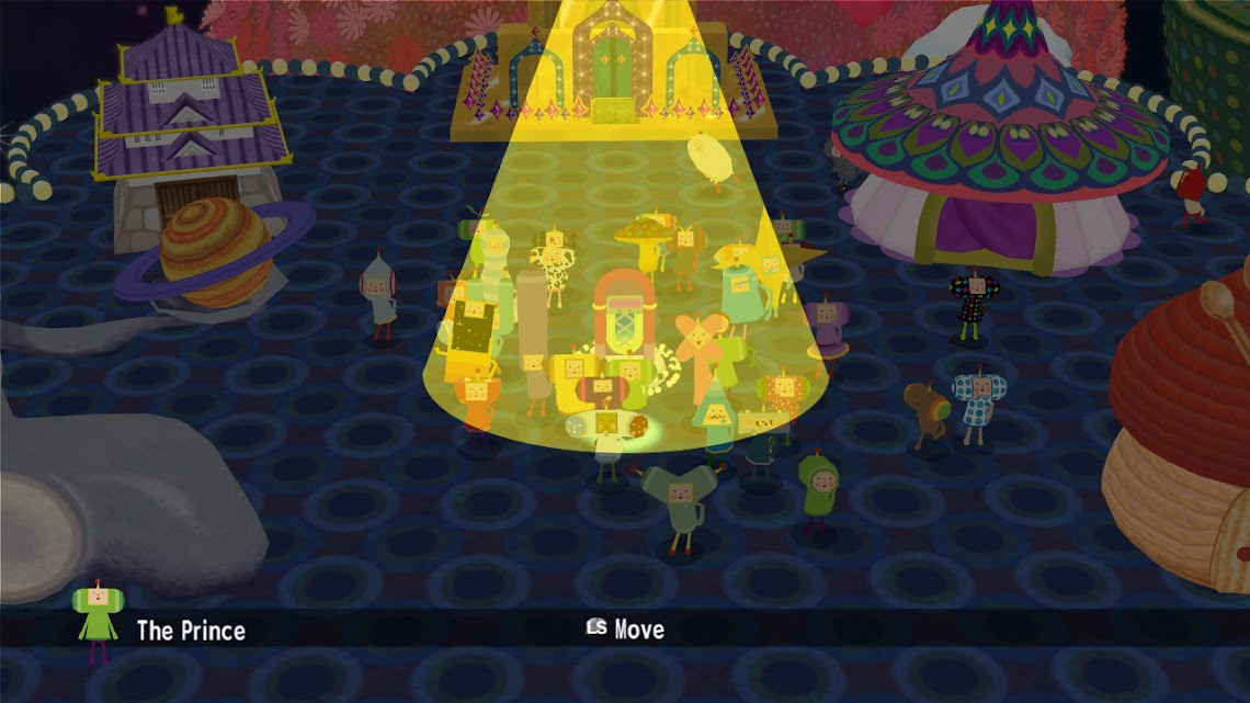 Beautiful Katamari spreading to PS3 and Wii