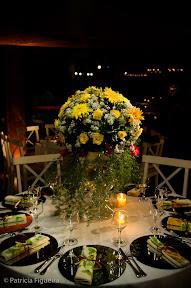 patfig flavia cavaliere 02 Baú de ideias: Decoração de casamento amarelo