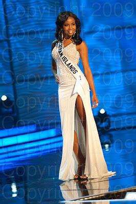 ilhas cayman1 Miss Universo 2009: Inspirações para vestidos de madrinha e noiva