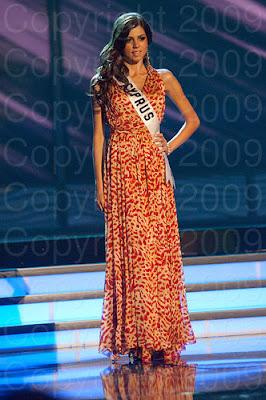 chipre Miss Universo 2009: Inspirações para vestidos de madrinha e noiva
