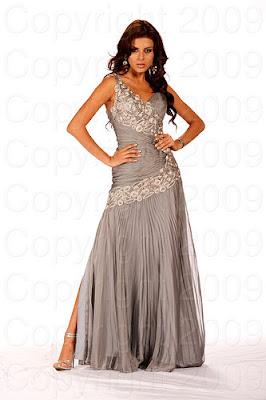 equador2 Miss Universo 2009: Inspirações para vestidos de madrinha e noiva