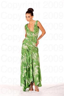 kosovo2 Miss Universo 2009: Inspirações para vestidos de madrinha e noiva