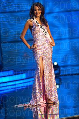 ilhas mauricio Miss Universo 2009: Inspirações para vestidos de madrinha e noiva