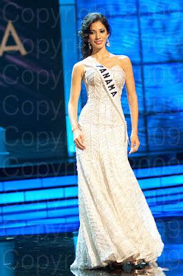 panama1 Miss Universo 2009: Inspirações para vestidos de madrinha e noiva