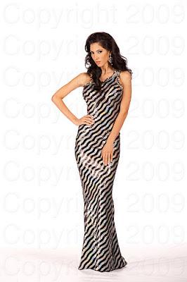 panama2 Miss Universo 2009: Inspirações para vestidos de madrinha e noiva
