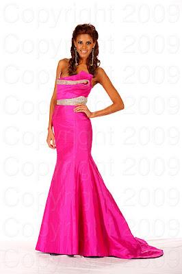 porto rico2 Miss Universo 2009: Inspirações para vestidos de madrinha e noiva
