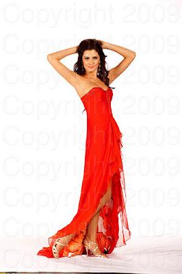 russia Miss Universo 2009: Inspirações para vestidos de madrinha e noiva