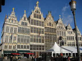 Grote Markt (North side), Antwerp