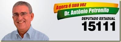 LOGOMARCA DE DR. ANTONIO