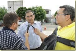 31/08/2010 – Política – Álvaro Dias, durante o debate um voto pelo desenvolvimento no seridó – Foto: Alex Régis/ Ágil Fotografia