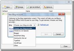 Cara Offline Posting Menggunakan MS Word 2007