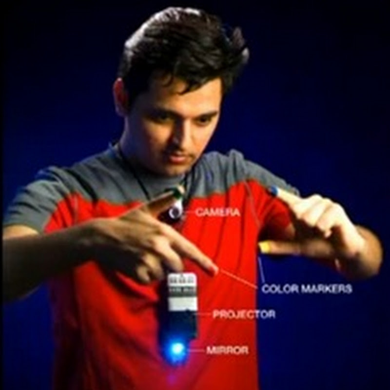 Pranav Mistry: si jenius dari India penemu 6'th Sense Technology