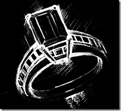 icecool ring drawing