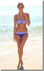 coco bay cobalt bikini