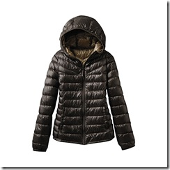 uniqlo down jacket