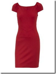 dvf red dress 3