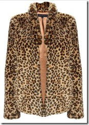 Leopard Jacket French Connection