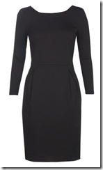 kew black dress