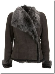 shearling jacket celtic