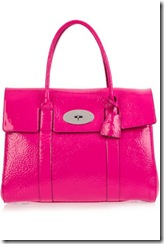 colour mulberry bag