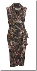 all saints tropic pattern dress