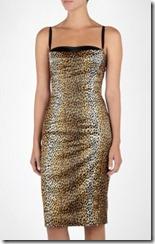 leopard print dress 2