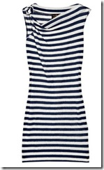 Striped Dress - Anglomania