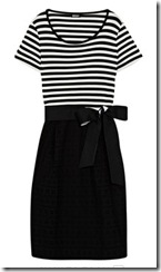 Striped top dress - DKNY