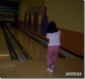 A bowling