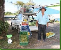 veg from truck