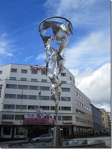 A Norwegian Salute to Aluminum Foil