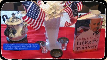 Liberty and Tyrrany 4th