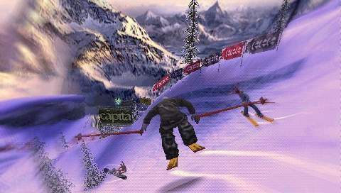 SSX on PSP
