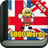Learn English Vocabulary - 6,000 Words