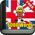 Learn English Vocabulary - 6,000 Words APK for Bluestacks