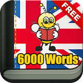 Download Learn English - 6,000 Words APK on PC